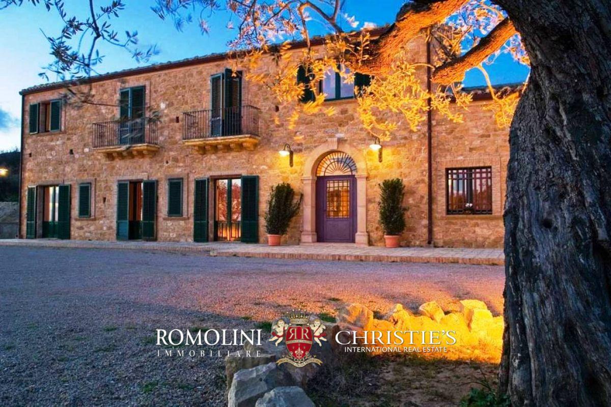 Casale in vendita in sicilia for Subito toscana arredamento